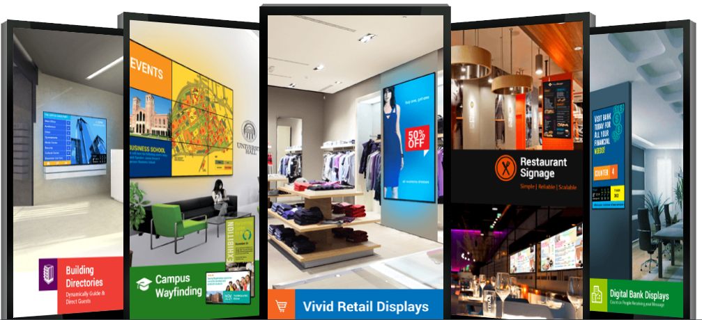 Image result for Digital Signage